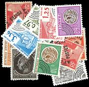 Ranska - YT PO84+91+100+104+123+124+141+174+175+176+177 - Preleimattu