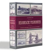 Album til 200 historiske postkort - 50 påsvejsede lommer