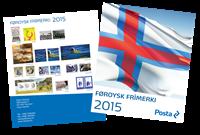 Færøerne - Årsmappe 2015 - Fin årsmappe