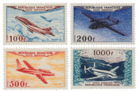 France 1954 - YT PA 30/33 - Unused