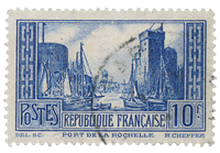 France 1929-31 - YT 261 III - Cancelled