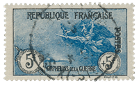 France 1917-18 - YT 155 - Cancelled