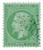 France 1871 - YT 35 - Cancelled