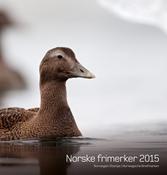 Norge - Årsmappe 2015 - Flot årsmappe 2015