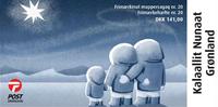 Grønland - Jul 2015 - Postfrisk hæfte