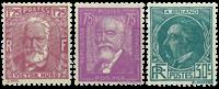 France 1933 - YT 291/93 - Mint