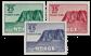 Norge 1957 - AFA 422/24 - Postfrisk