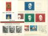 Vesttyskland - 22 postfriske miniark