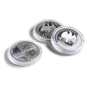 Runde møntkapsler ULTRA - Mønt Ø 32,5 mm, f. eks. 10 + 20 Euro - 10 Stk.