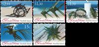Norfolk Island - Jul 2015 - Postfrisk sæt 5v