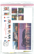 Gibraltar - First Day Covers - VI