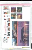Gibraltar - Eerste dag enveloppen VI