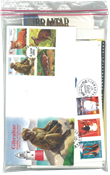 Gibraltar - First Day Covers - IV