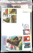 Gibraltar - Eerste dag enveloppen IV