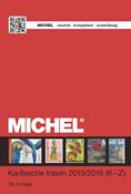Michel catalogue - Caribbean L-Z 2015/2
