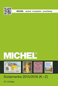 Michel - Catalogue South America K-Z 2015/2