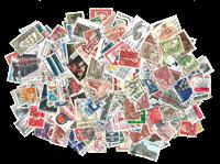 Danmark - 776 forskellige frimærker