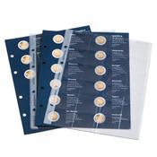 Fortryksblad 2013 til møntalbum Classic *Europas 2 euro-fællesudgaver*