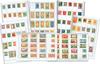 Hele Verden - Frimærkesamling 40.000 i udv.hft.