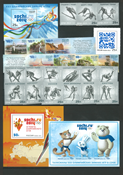 Russia - Olympics in Sochi + Black Sea Coast