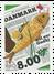 Danmark - Sol over Gudhjem - Postfrisk 5-stribe