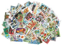 British Islands - Stamp packet - 500 different