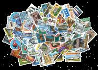 Guernsey - Frimærkepakke - 200 forskellige