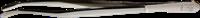 Pincet - Med buet rund spids