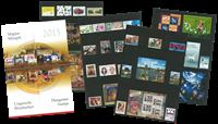 Hungary - Yearpack 2015 - Year Pack
