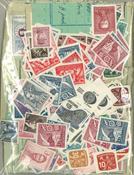 Tchécoslovaquie - Lot de doublons