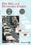 Tyskland - Tysk Enhed - Flot møntfolder