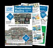 Postimerkkien maailma - LPG161