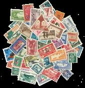 Colonies francaises 70 différents