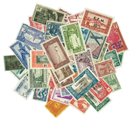 French colonies 42 different stamps