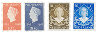 Nederland - 1948 - NVPH 504/07 - Postfris