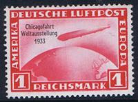 1933 DEUTSCHES REICH - AFA 491 postituoreena