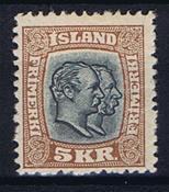 1907 ISLANTI - AFA 62 postituoreena