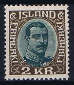 1920 ISLANTI - AFA 97 käyttämättömänä