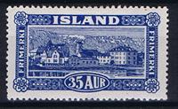 1925 ISLANTI - AFA 117 postituoreena