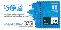 Hungary - ITU Budapest Conference - Mint stamp