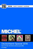 Michel Tyskland Specialkatalog II 2016