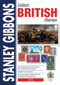 Stanley Gibbons - Collect British stamps 2016