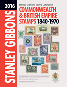 Stanley Gibbons frimærkekatalog - Commonwealth and  British Empire 1840-1970