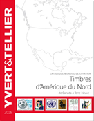 Yvert & Tellier catalogue - North America - C-T