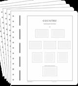 Finland - LAPE bladsæt 2015