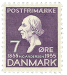Danmark - AFA nr. 224 - Stålstik