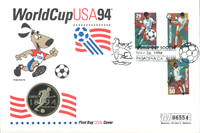 World cup numiscover - 1994