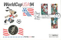 Worldcup møntbrev 1994