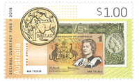 Australia - Bank note - Mint stamp