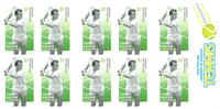 Australia - Legends/Roche - Mint booklet